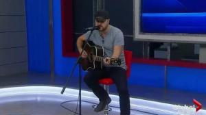 Musician Aaron Goodvin