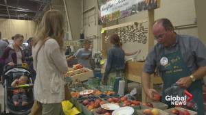 Support for the Lethbridge Farmers Market continues to grow