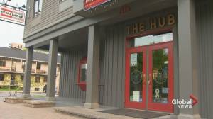 "Iconic ""Hub"" sign must come down"
