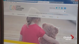 Researchers in Halifax use social media to manage pain in child cancer patients