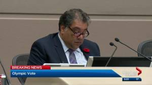 Calgary 2026 Olympic bid still alive after city council vote