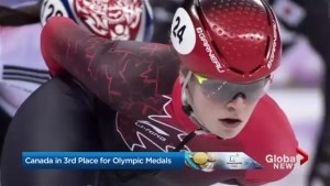 Pyeongchang 2018: More medals for Canada