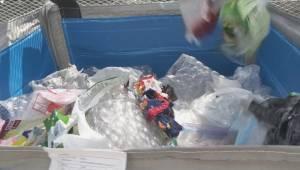 Household plastics: one family's tally