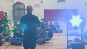 Winnipeg paramedic teaching students the deadly effects of fentanyl