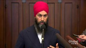 Jagmeet Singh says he'll still feel comfortable in Quebec despite controversial secularism bill