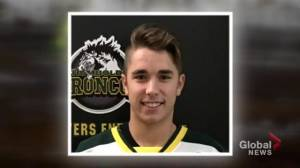 Humboldt Broncos bus crash survivor Morgan Gobeil released from hospital