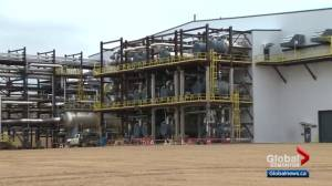 New oilsands operation officially running near Fort McMurray