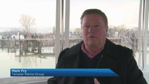 Kelowna company tries to crack the electric boat market