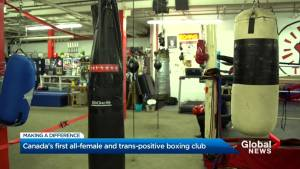 Toronto Boxing Club breaking down barriers for women of all ages and from all walks of life