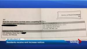 260 Wellesley residents face rent increase