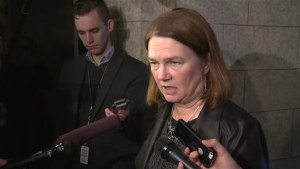 'Very pleased with the rapid movement': Philpott comments on plan to curb fentanyl