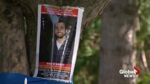 Search continues for Jesse Galganov one year later