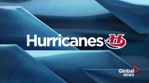 Hurricanes' win streak ends at 3 following loss to Prince Albert