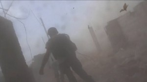 U.K. news crew caught in targeted shelling in Syria amid ongoing attacks on rebels