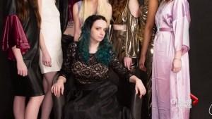Moncton, N.B. fashion designer hopes to sketch herself into Atlantic Fashion Week