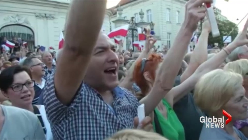 PiS triumphs in Polish local elections: TVP