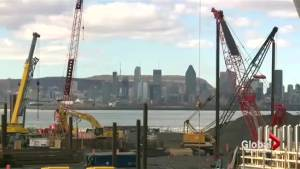 Champlain Bridge construction update