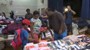 Donations continue to pour in for displaced residents of 650 Parliament