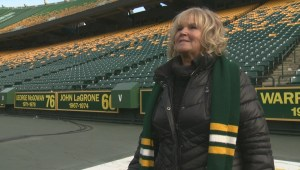Longtime Edmonton Eskimos cheer team coach set to retire