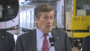 John Tory comments on spate of violence which has plagued Toronto in January