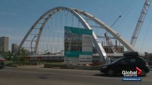 New Walterdale Bridge will open in September after long delay