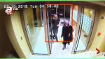CCTV footage purports to show Khashoggi and his fiancee going to Saudi consulate