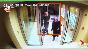 CCTV footage purports to show Khashoggi and his fiancee going to Saudi consulate
