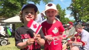 Penticton celebrates Canada Day (00:54)