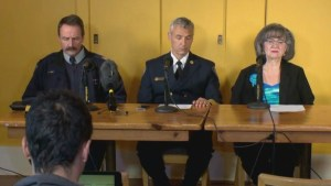 Fernie press conference