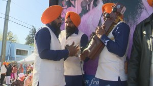 The push to make Surrey's Vaisakhi celebrations more green