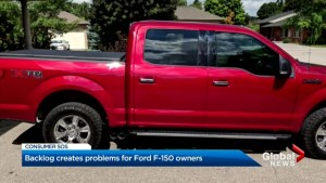 F-150 customer stuck for months without parts
