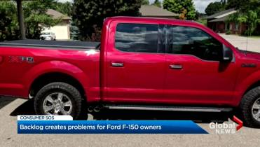 Ford Replacement Parts >> Ford Backlog Forces Customers To Wait For F 150 Replacement Parts