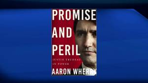 New book takes a closer look at Justin Trudeau