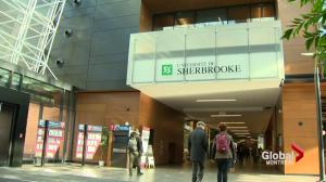 Mumps outbreak at Université de Sherbrooke in Longueuilv