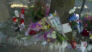 Toronto police investigate murder of aspiring wrestler