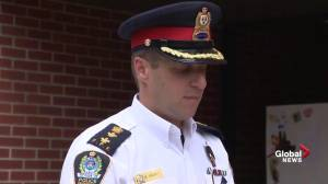 Fredericton police expecting thousands to arrive for funeral of fallen officers
