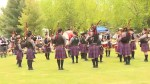 Pipes, Quilts and lots of Highland dancing at the Kingston Scottish Festival