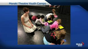 Meraki Theatre Productions aiming to introduce kids to the arts