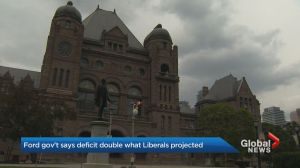 Ontario facing $15B deficit: Finance Minister says