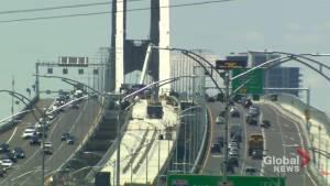 New Champlain Bridge opens on Canada Day