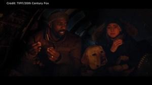 'The Mountain Between Us' starring Idris Elba, Kate Winslet
