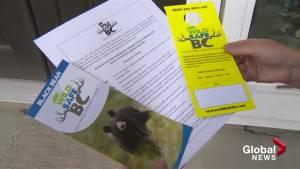 West Kelowna neighbourhoods warned of bears