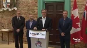 Amazon to open new fulfillment centre in Ottawa