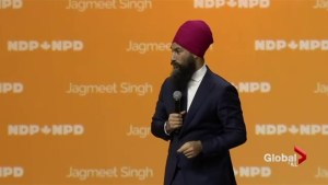 NDP leader Jagmeet Singh staying neutral in Alberta-B.C. pipeline dispute