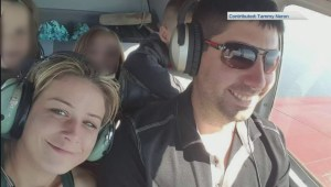 Couple still missing as weather conditions hamper search efforts