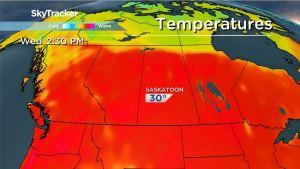 Saskatoon weather outlook: mid-week warm up on the way