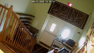 Suspects caught on camera in connection with Dorval Mosque theft