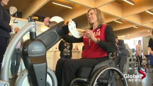 Government funding makes disabled exercise research at UBCO a reality