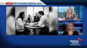 Trudeau broke the rules in the SNC Lavalin case: What's next? (03:58)