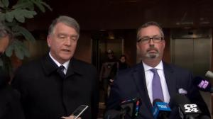 Gerry Lougheed says dismissal in bribery case a 'great relief'